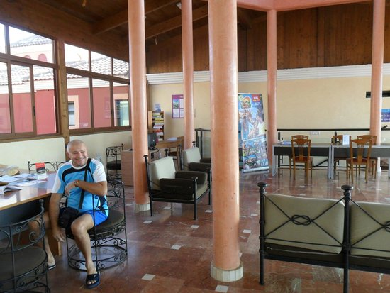 Labranda Aloe Club Resort: parte della hall