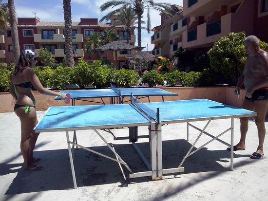 Labranda Aloe Club Resort: torneo di ping pong
