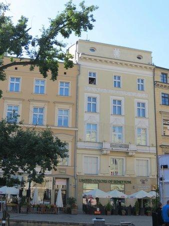Venetian House Aparthotel : Hotel