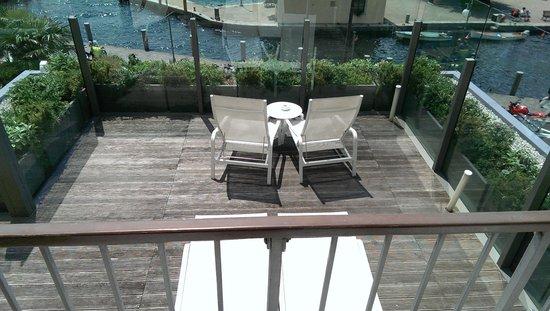 Hotel Lago di Garda: sun terrace