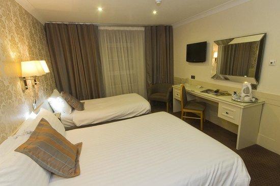 Westcourt Hotel: Twin Room