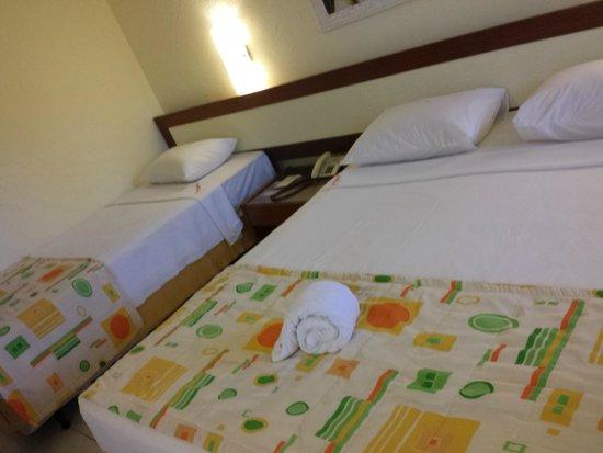 Salinas Maragogi All Inclusive Resort: Camas