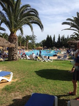 Holiday Village Manar: Relax pool
