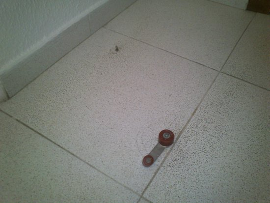 H·TOP Caleta Palace: peligro pies!!!!