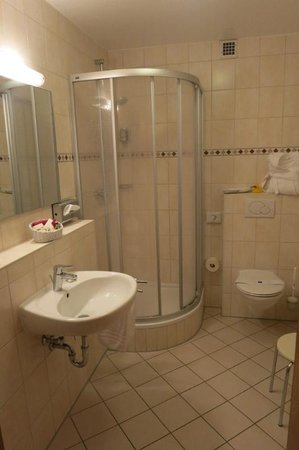 Schloss Hotel Herborn: Bathroom