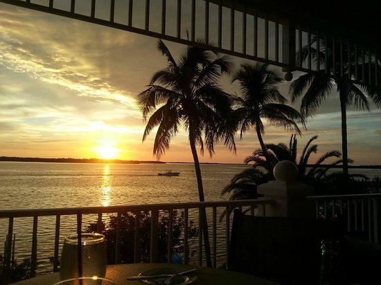 Sanibel Harbour Marriott Resort & Spa : Beautiful Sunsets