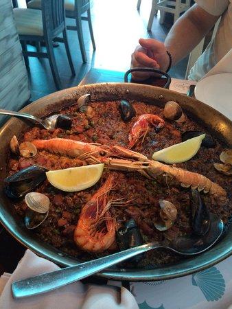 El Nou Ramonet: Paella