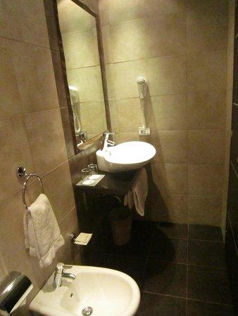 The Style Florence : baño de la habitación