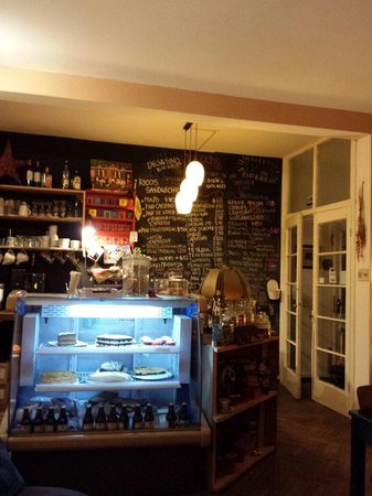 Ganache Cafe & Pasteleria: Super fofo!