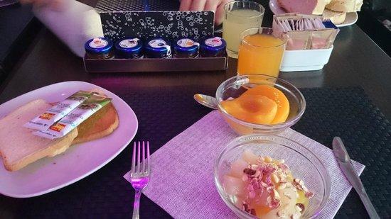 The Style Florence : mi desayuno
