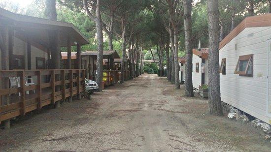 Holiday Village Florenz: Mobilhome