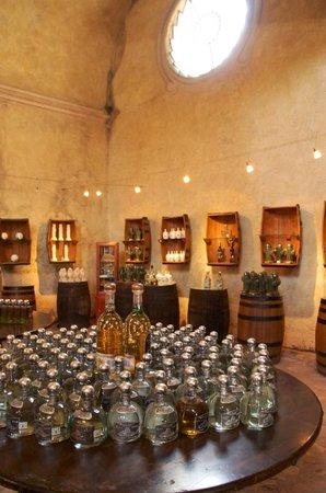 Tequila Tours: Degustação na Cofraria