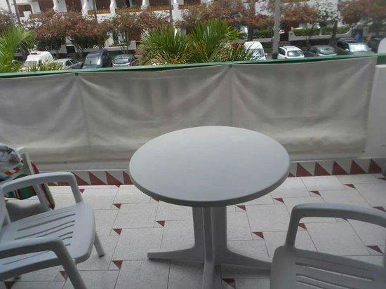 Parque Santiago Villas: Balcony
