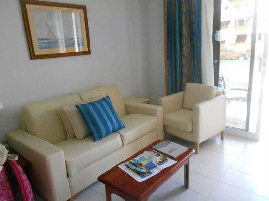 Parque Santiago Villas: Studio apartment