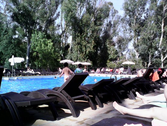 Hotel Roc Costa Park: piscina gigante