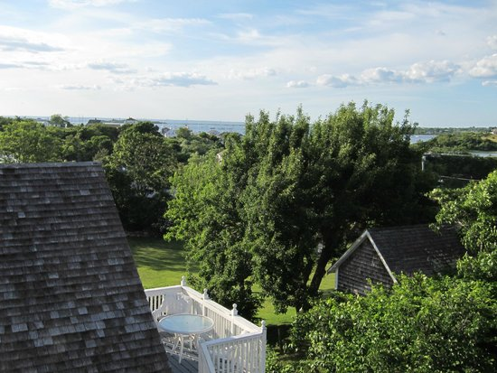 The Island Home Inn: view from island home 3rd floor