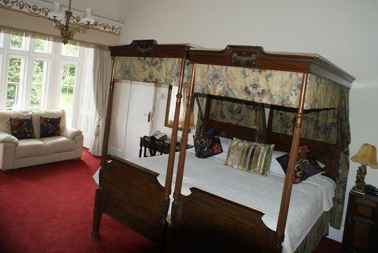 Belleek Castle: Une chambre du château
