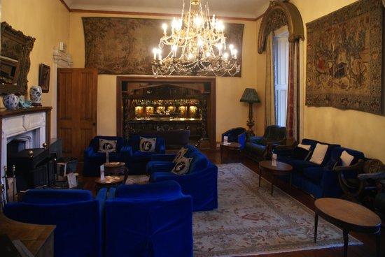Belleek Castle: Salon