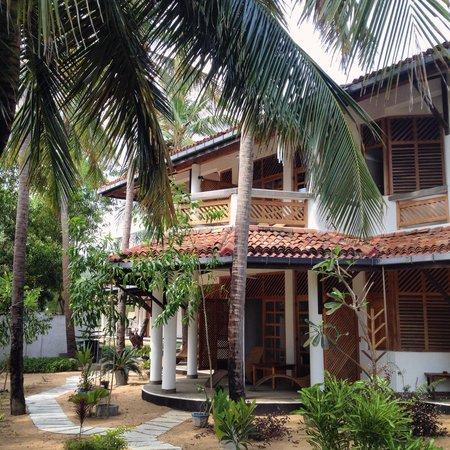 Stardust Beach Hotel : The villa