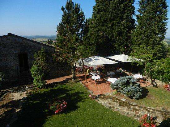 Hotel Belvedere Di San Leonino: beautiful grounds