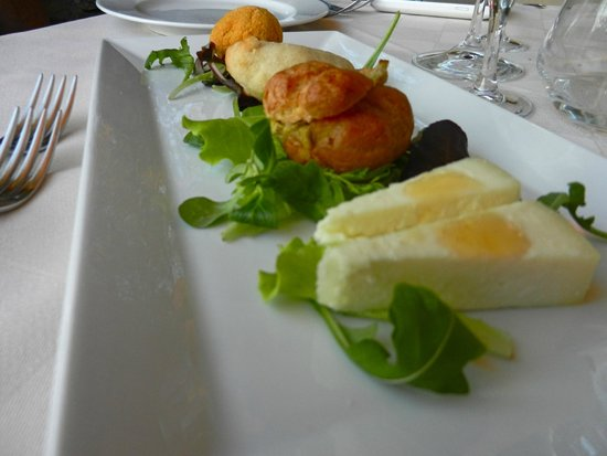 Hotel Belvedere Di San Leonino: great appetizer