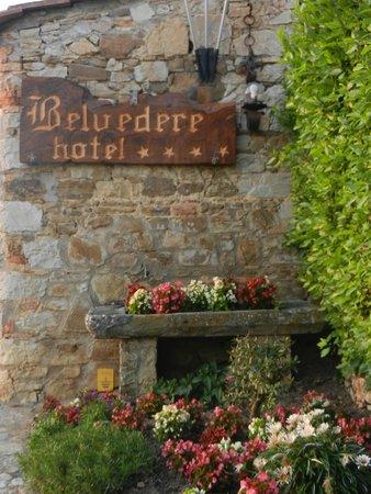 Hotel Belvedere Di San Leonino: great hotel