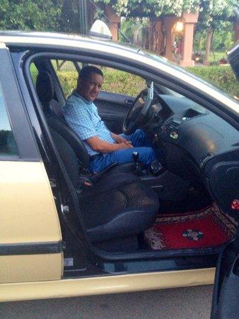 Hotel Riu Tikida Garden: Mon Taxi Man Nouredine