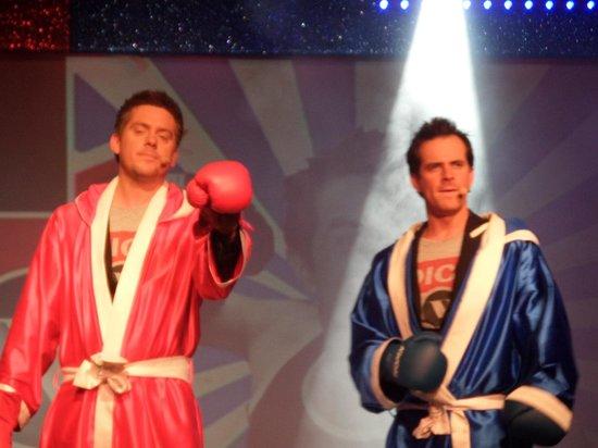 Butlin's Minehead : Dick and Dom