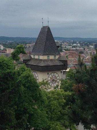 Uhrturm: Torre e Graz.