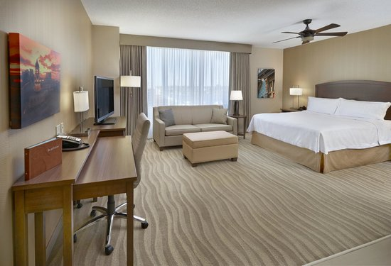 Homewood Suites by Hilton Halifax-Downtown, Nova Scotia, Canada: King  Bedroom Suite