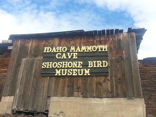 Shoshone, ID: Mammoth cave