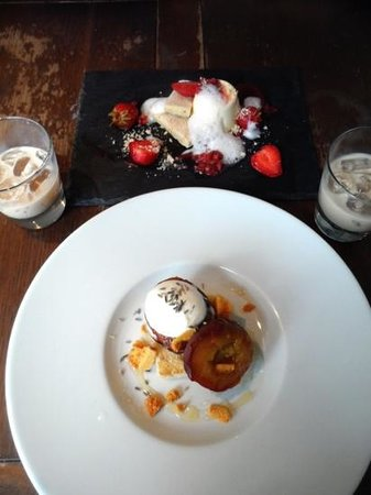 Blas: dessert