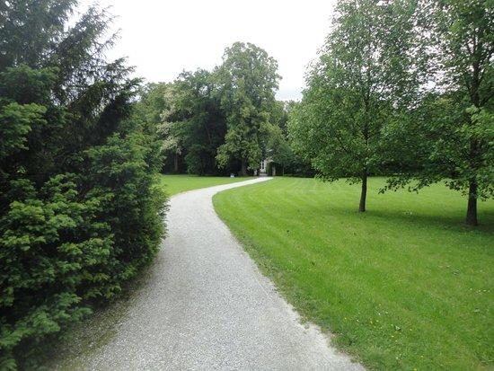 Schloss Eggenberg: Belíssimo passeio