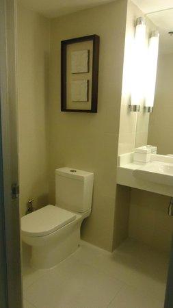 Quest Cebu : bathroom #1
