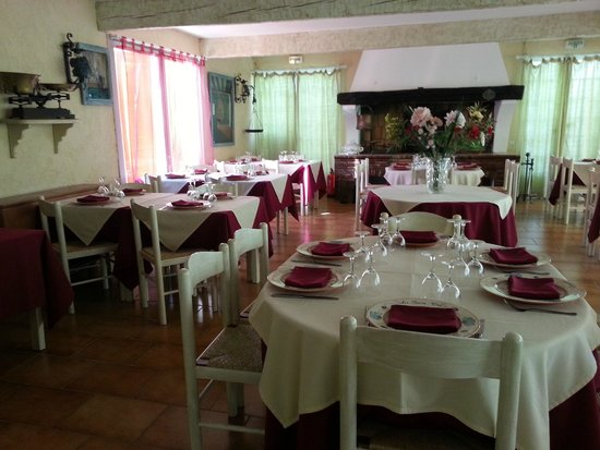 Au Bien Etre : レストラン