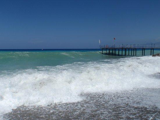 Dinler Hotels - Alanya: stranden