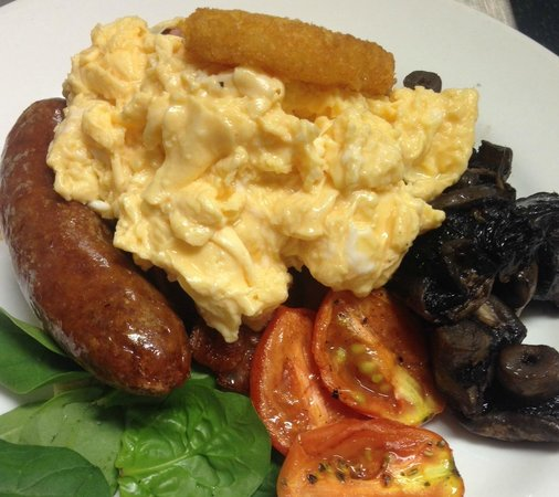The Fig Tree: Delicious breakfast