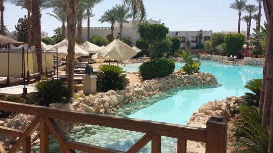 Ghazala Gardens Hotel: poooool