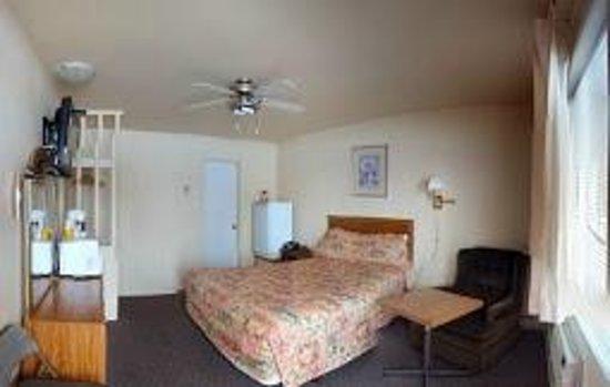 Bayside Motel : Queen Room