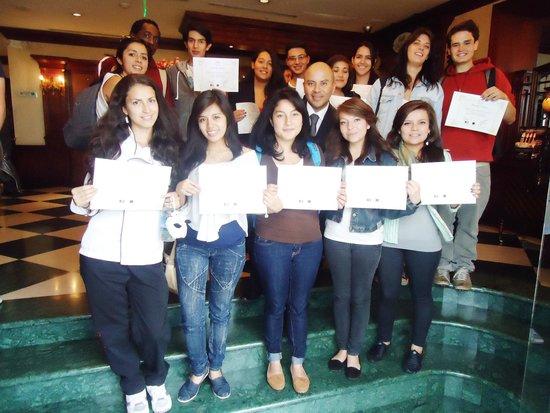 Hotel Plaza Grande : Grupo Universidad de las Américas