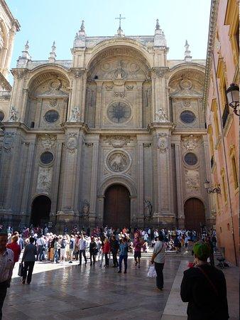 Catedral y Capilla Real: Granada Cathedral