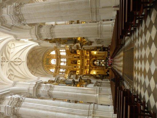 Catedral de Granada: Place to lose yourself in