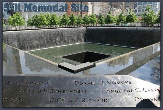 Mémorial du 11-Septembre : Better than I imaged it would be.