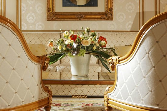 Junior Suite at the Grand Hotel National