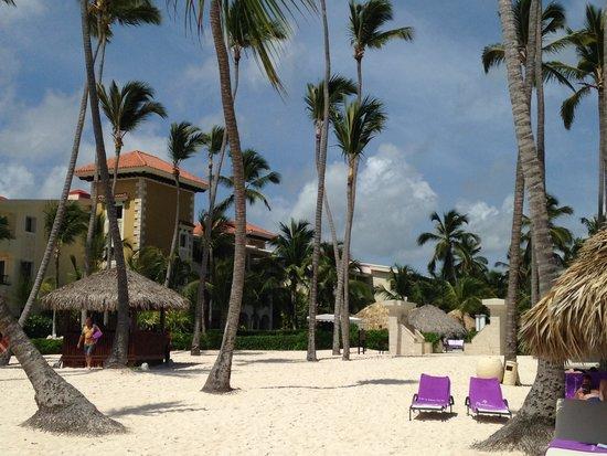 Paradisus Palma Real Golf & Spa Resort: Royal Service Beach