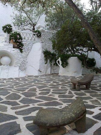 Maison et musée Salvador Dalí : 정원