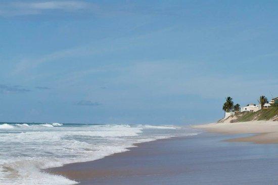 Kenoa - Exclusive Beach Spa & Resort: Praia Barra de São Miguel