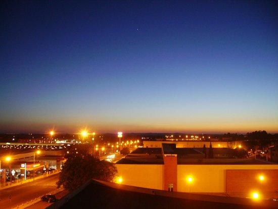 Hotel Melius: Sunset view