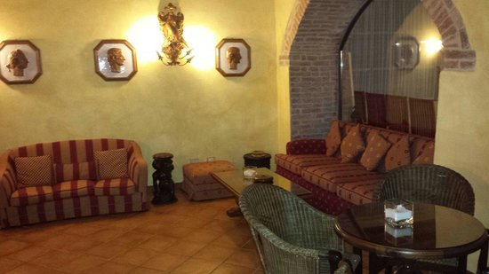 La Bagnaia Resort Tuscan Living Golf SPA : Interno