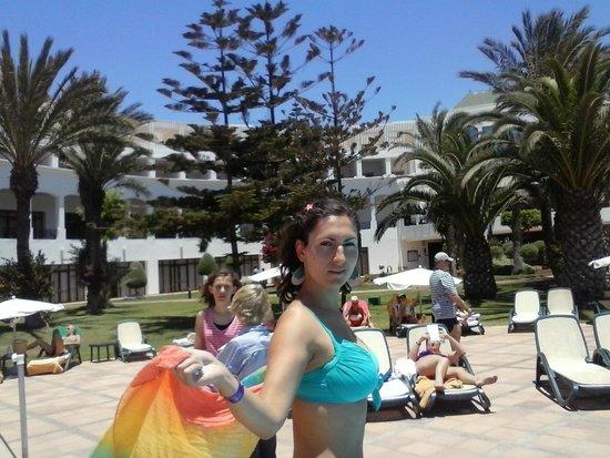 Iberostar Founty Beach : Przy basenie